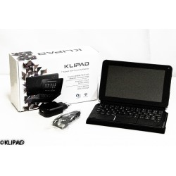 """KLIPAD Android Tablet 2-in-1 7"""""""