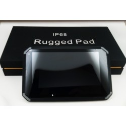 TABLETTE ANTI-CHOC WINDOWS RUGGED PAD IP68 RECONDITIONNEE